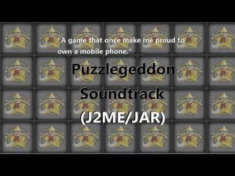 Puzzlegeddon soundtrack downloads (j2me/jar)