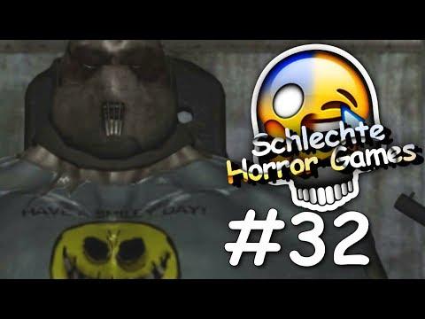 SCHLECHTE HORROR GAMES #32