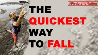 I wanted this! - Here is a quick way to fall