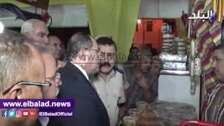 بالفيديو.. محافظ سوهاج يفتتح معرض 'أهلا بالعيد'