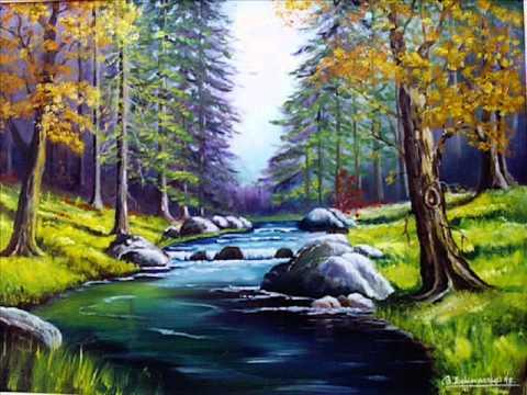 Mis cuadros paisajes youtube - Los cuadros mas bonitos ...