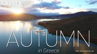 Visit Greece   Autumn in Greece (English)
