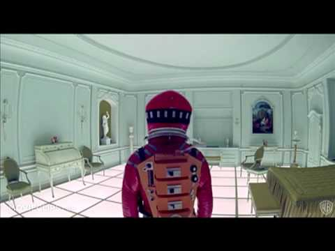 2001 a space odyssey ending scene youtube for Bedroom 2001 space odyssey