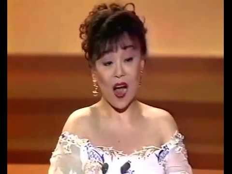 Sumi Jo sings 'Carnaval de Venise' (La Reine Topaze) - Paris, 1995 조수미, 베니스의카니발