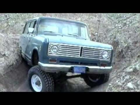 International Travelall Off Road In Socal Youtube