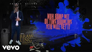 Teejay - Brawling (Official Lyric Video)