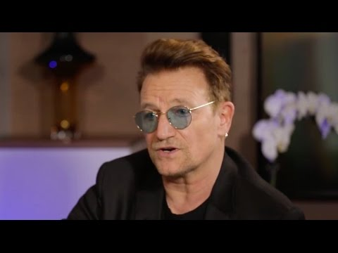 Bono Talks About Activism And Family
