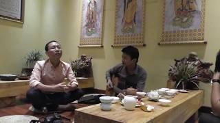 Võ Minh Hải ôm đàn hát XA (Hải Bột) - TRÁI ĐẤT TRÒN (Quái vật tí hon) tại TRÀ PHẬT ĐÀ