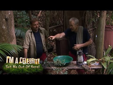 Tension Rises Between Larry and Martin  I'm a Celebrity...Get Me out of Here!