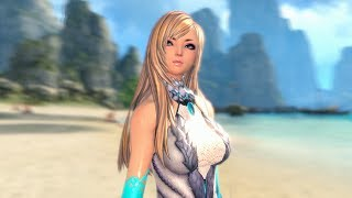 Blade and Soul (Free MMORPG China): Uncensored Korea Vs Censored China (Kun Female)