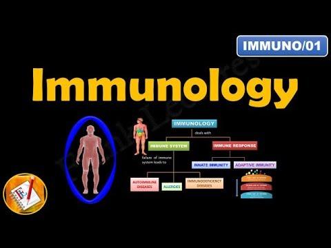 IMMUNOLOGY- Innate Immunity and Adaptive Immunity (FL-Immuno/01)
