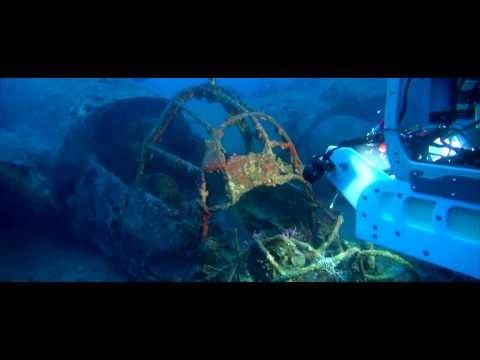 Innovative 3D underwater survey by ROV 3D