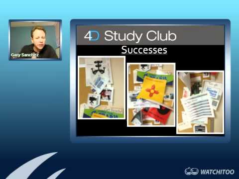 4D Study Club Webinar