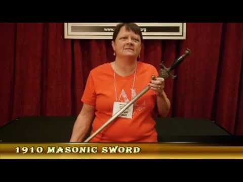 1910 Masonic Sword - WHATZ IT WORTH?  2013