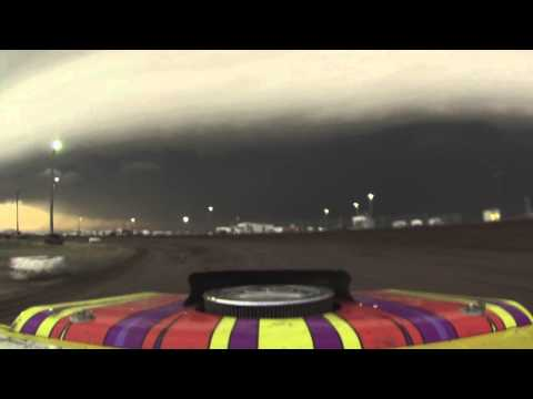 Phillips County Raceway night of the storm
