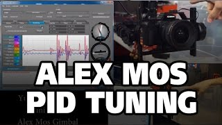 PERFECT PID tuning for Alex Mos Basecam Gimbals - Yuri Method (long Alexmos tutorial simplebgc)