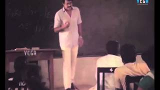 Cheppu - Mohanlal First Day In College