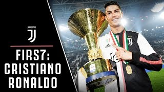 CRISTIANO RONALDO NOMINATED AS FIFA 'THE BEST' FINALIST
