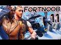 FORTNOOB 11 | Court-Métrage Fortnite
