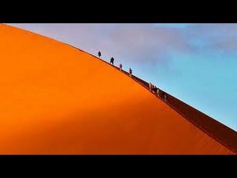 Duin 45 Dune 45 Sossusvlei Namibie Duin 45 Dune 45 360 Panorama