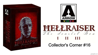 Hellraiser: The Scarlet Box Limited Edition - Collector