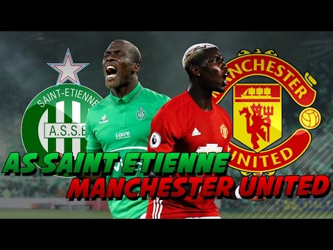MANCHESTER UNITED - ST ETIENNE - EUROPA LEAGUE