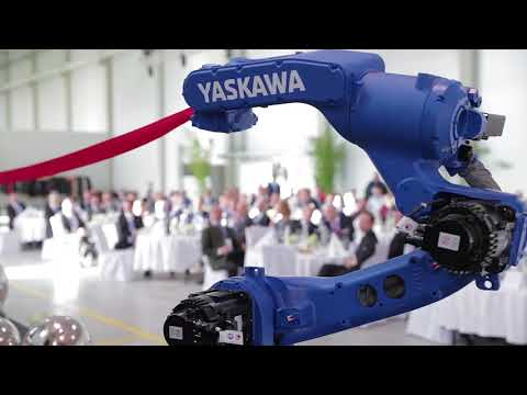 YASKAWA Germany - NEW Opening & Technology Day 2018