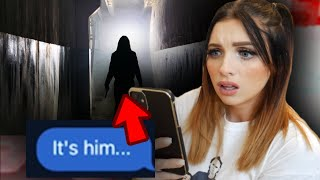 TEXT MESSAGE HORROR STORIES (these actually aren't THAT bad)