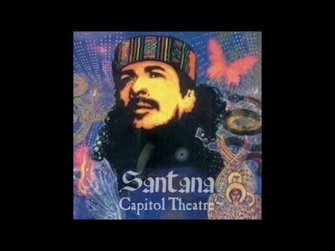 Santana - Europa - C minor Backing Track