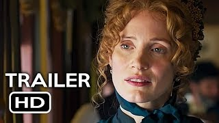 Woman Walks Ahead Official Trailer #1 (2018) Jessica Chastain, Sam Rockwell Biography Movie HD