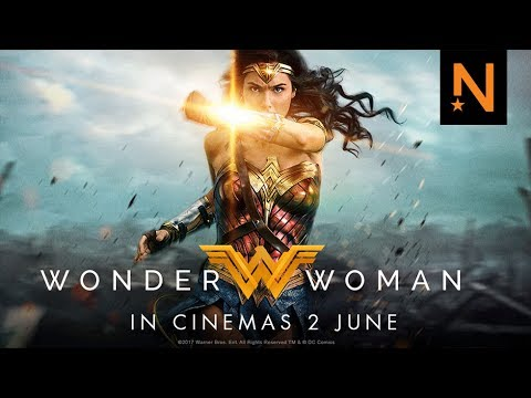 'Wonder Woman' Trailer