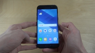 Samsung Galaxy A5 2017 - Unboxing!