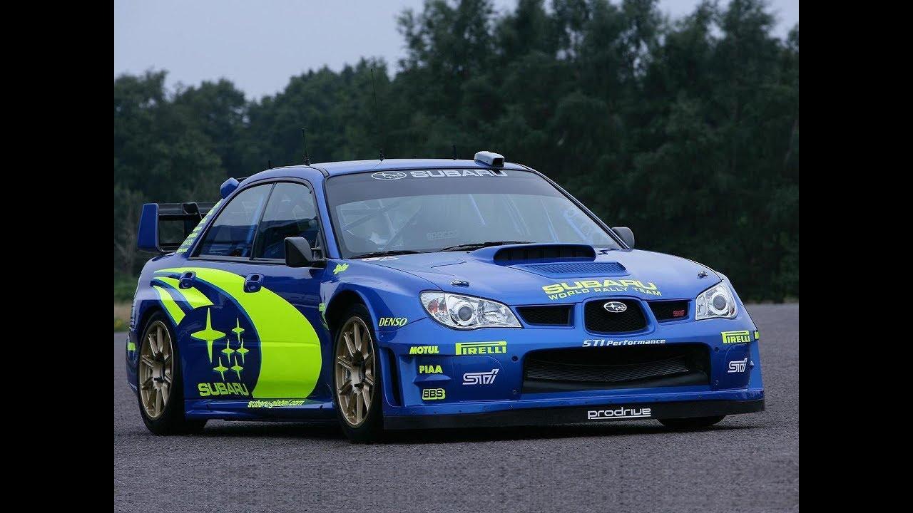 SUBARU IMPREZA WRC RALLY TRIBU...