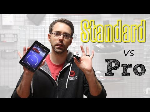 OBDeleven Pro vs Standard - What's the Difference?