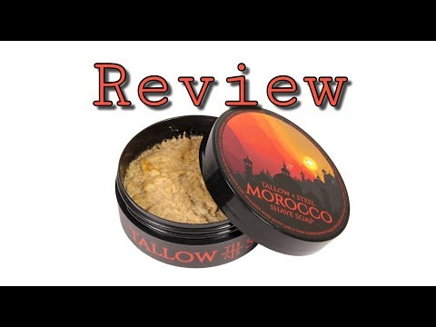 Tallow + Steel Morocco
