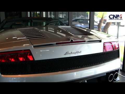 560 HP Lamborghini Gallardo Sypder LP 560-4 V10 AWD – by John D. Villarreal