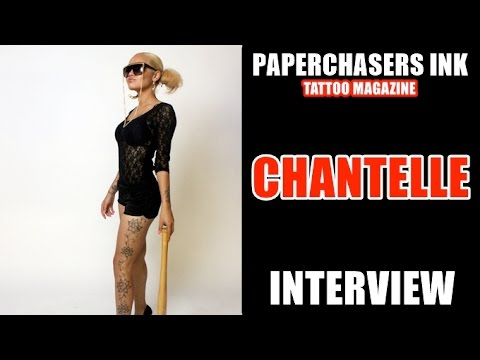 INTERVIEW: TALK WITH MAGAZINE READER | CHANTELLE