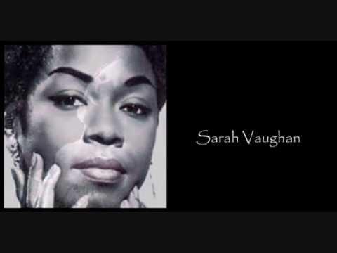 Sarah Vaughan Broken Hearted Melody (lyrics)