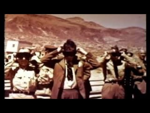 NUCLEAR EXPLOSION OPERATION TEAPOT US MILITARY ATOMIC TEST FILM