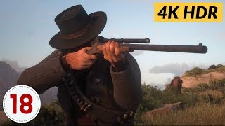 Blessed Are The Peacemakers. Ep.18 - Red Dead Redemption 2 [4K HDR]