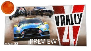 V-Rally 4 - Preview - Xbox One