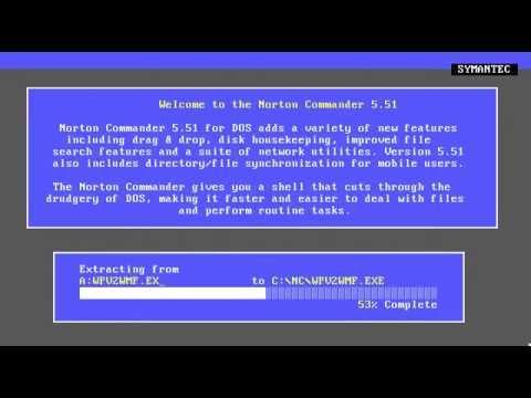 Norton commander wikivisually.