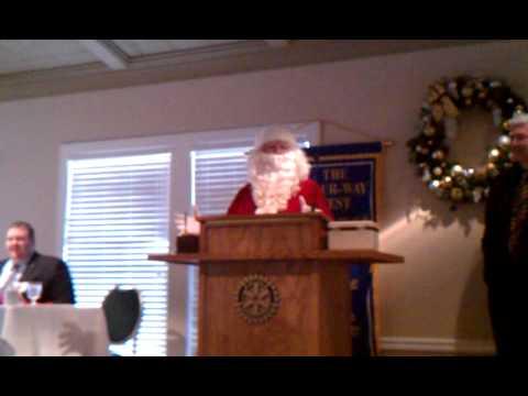 Rotary of Omaha-Holiday meeting
