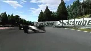 F1 2001 - Trailer - PS2