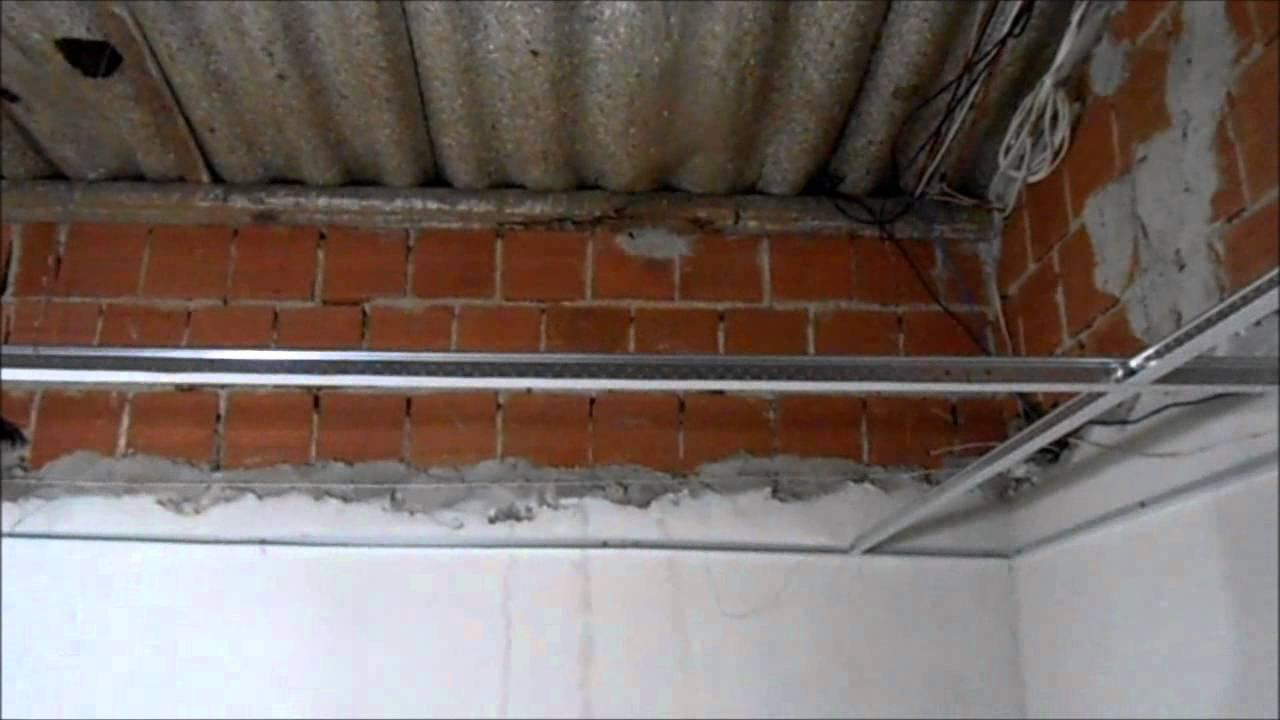 8d12cf3baef4 Como colocar teto de isopor em forro - Parte 02 - YouTube