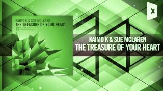 Kaimo K & Sue McLaren - The Treasure Of Your Heart + LYRICS (Amsterdam Trance / RNM)