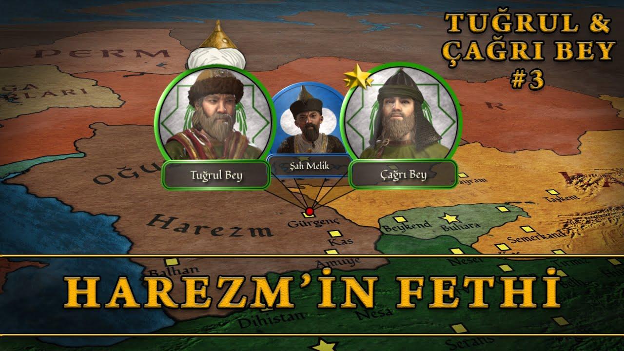 Harezm Fethi (1043) | Selçuklu vs Oğuz Yabgu | Tuğrul ve Çağrı #3