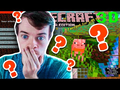 "HBomb Reacts to Minecraft's April Fools ""Prank"""