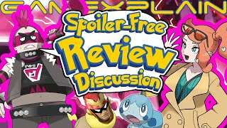 Pokémon Sword Shield: Why We Love or Hate lt - Review Discussion (SPOILER-FREE)