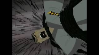 Samurai Jack Vs Haunted House Demon [ MONSTER ]